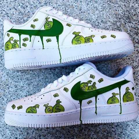 nike air force 1 disegnate