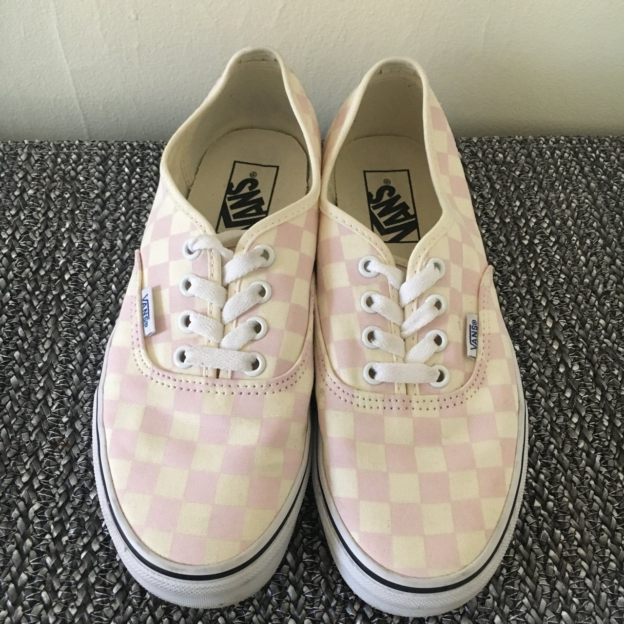 f941aef2293 Vans checkerboard authentics. Worn a handful of times