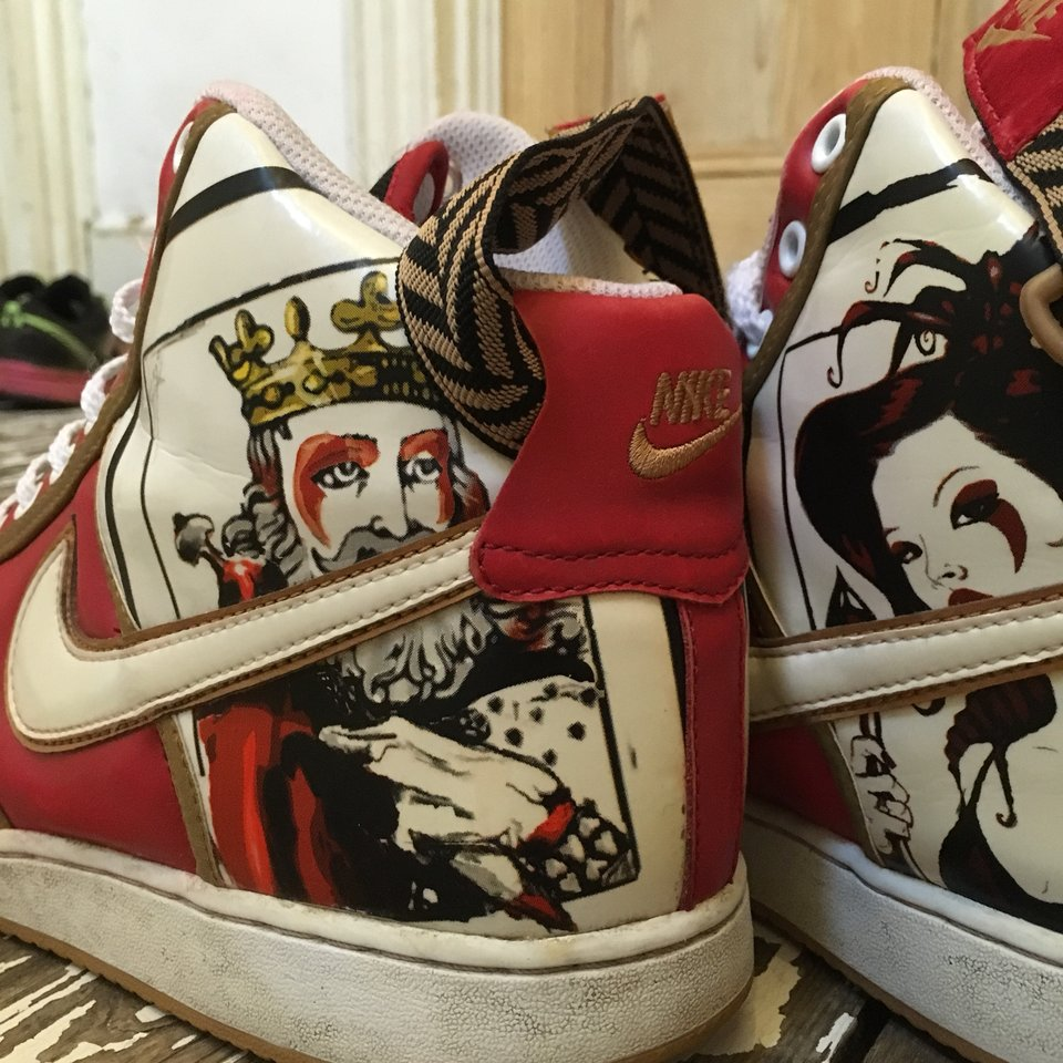 Nike Vandal 2006 King and Queen of