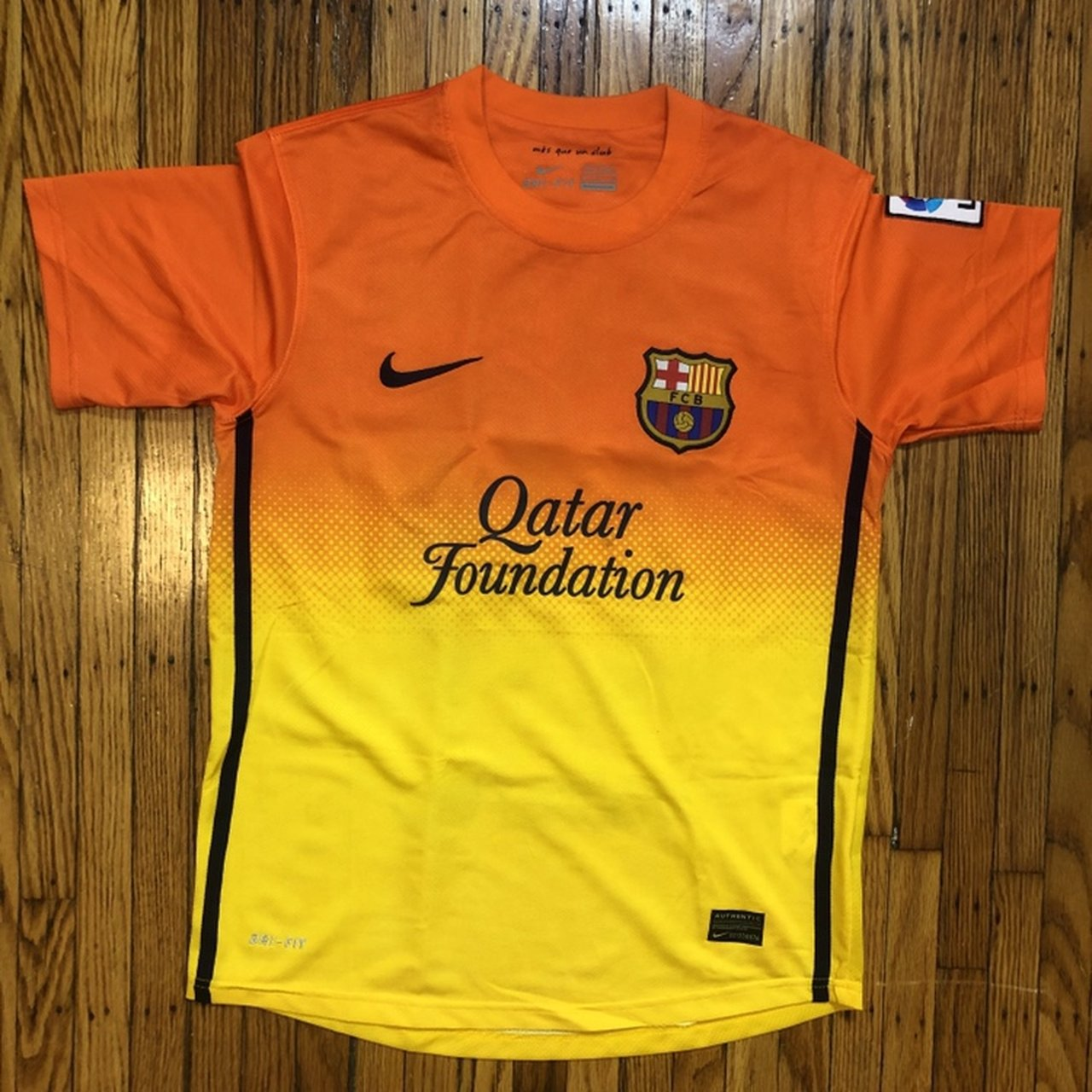 d0430202e Barcelona Football Shirt 2012 13 – EDGE Engineering and Consulting ...