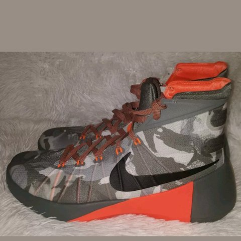 timeless design 75da7 26ee4  chitown4real. last year. Chicago, IL, USA. Mens  Nike Hyperdunk 2015 PRM Basketball  Shoes Grey Camo 749567 001 Size 11 NWOB Brand New ...