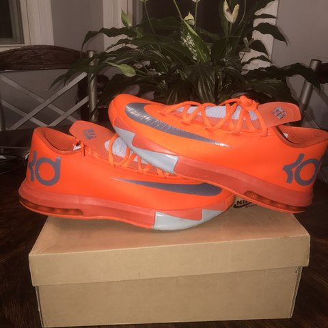 38a6dd0bc03 PRICE DROP 💸💸💸💸💸 Nike KD 6 NYC 66 size 11.5 men s the - Depop