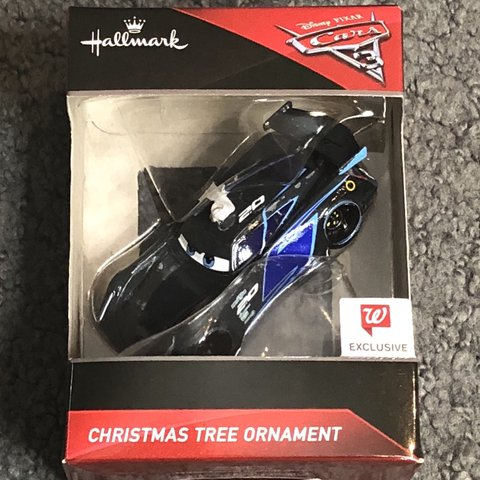 Disney Cars Christmas Tree.Listed On Depop By Afer896639