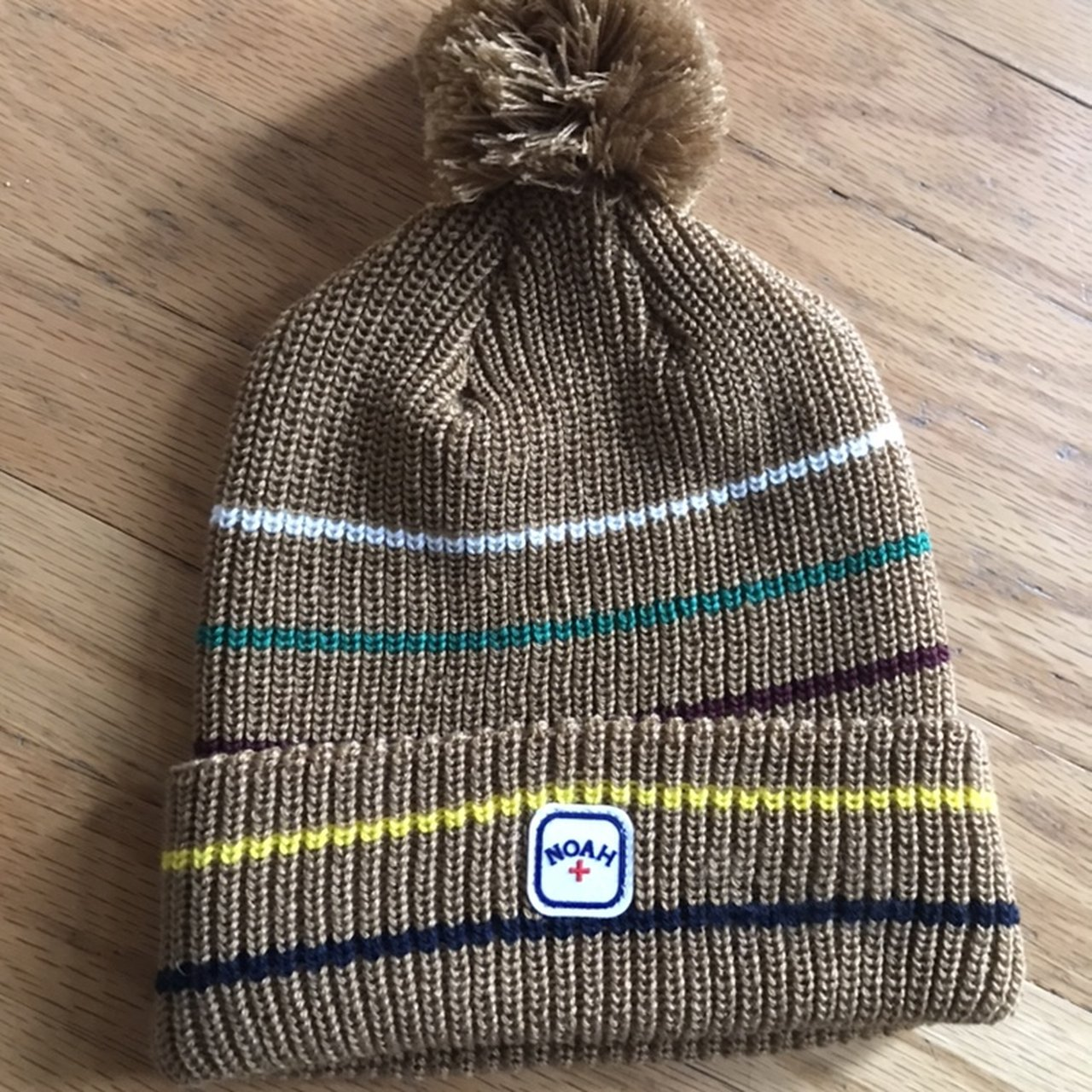 1bccb2780441e Noah New York Striped beanie