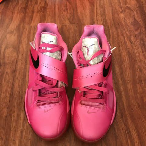 5aeb6862025a Nike KD 4 Aunt Pearl Men Size 9