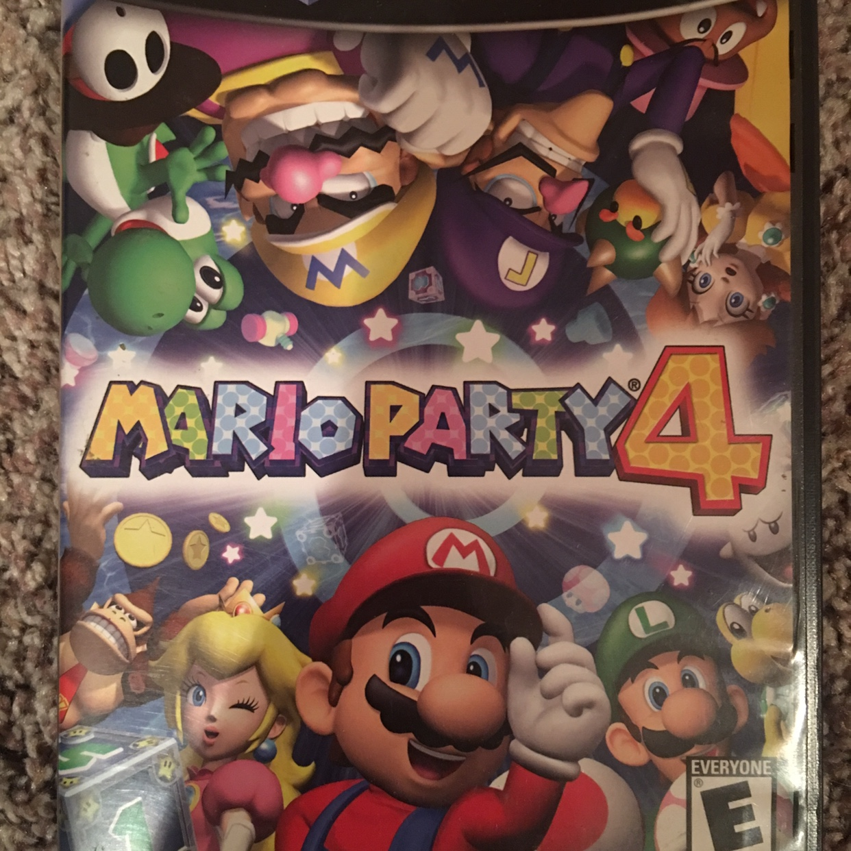 Mario Party 4 Console: Gamecube - Depop
