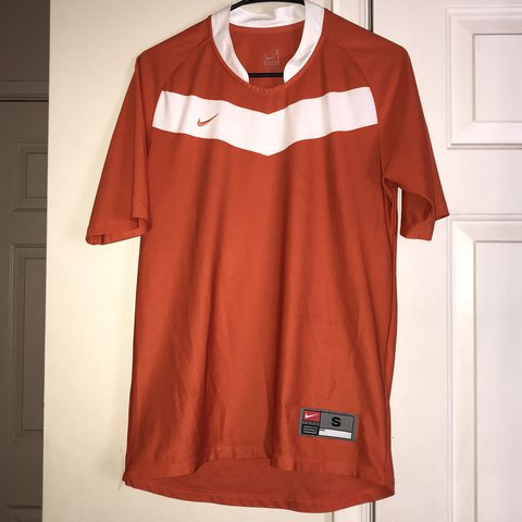 a450e8e79 @enyikelly. last year. Birmingham, United States. Orange Nike Team Soccer  Jersey