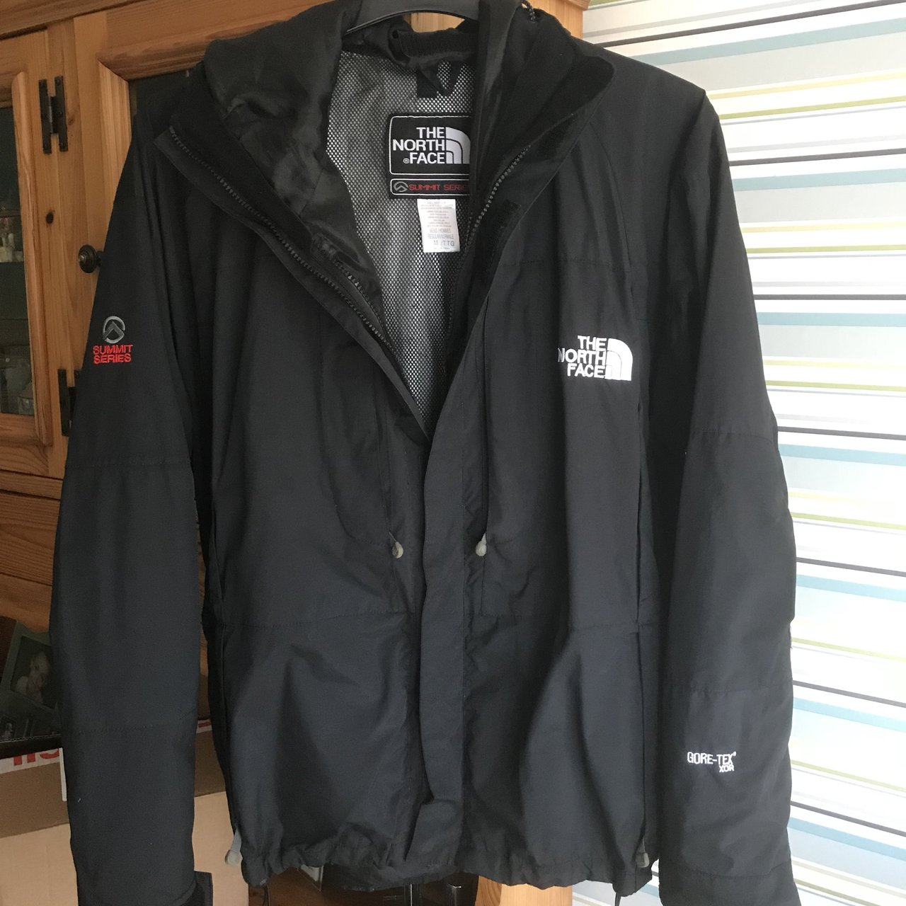 3f948e5ffd Vintage The north face summit series XCR-Gore Tex waterproof - Depop