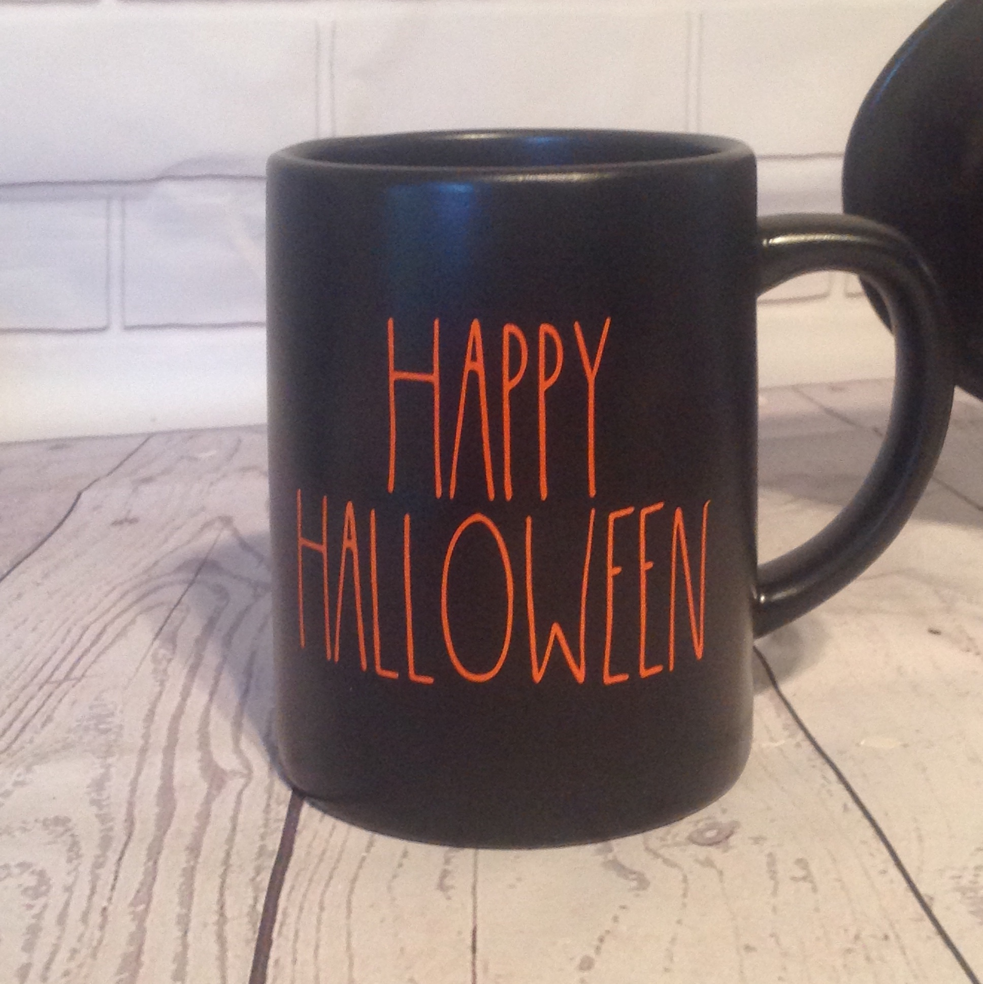 Rae Dunn Font Happy Halloween Vinyl Decal Perfect Depop