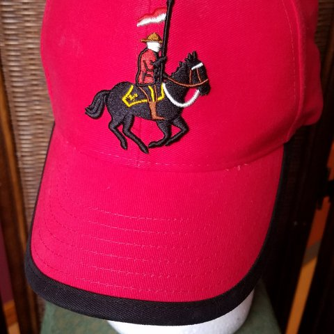 Oh Canada! Ball Cap Check out this super sick cap with in a - Depop 5120cd1ae5be