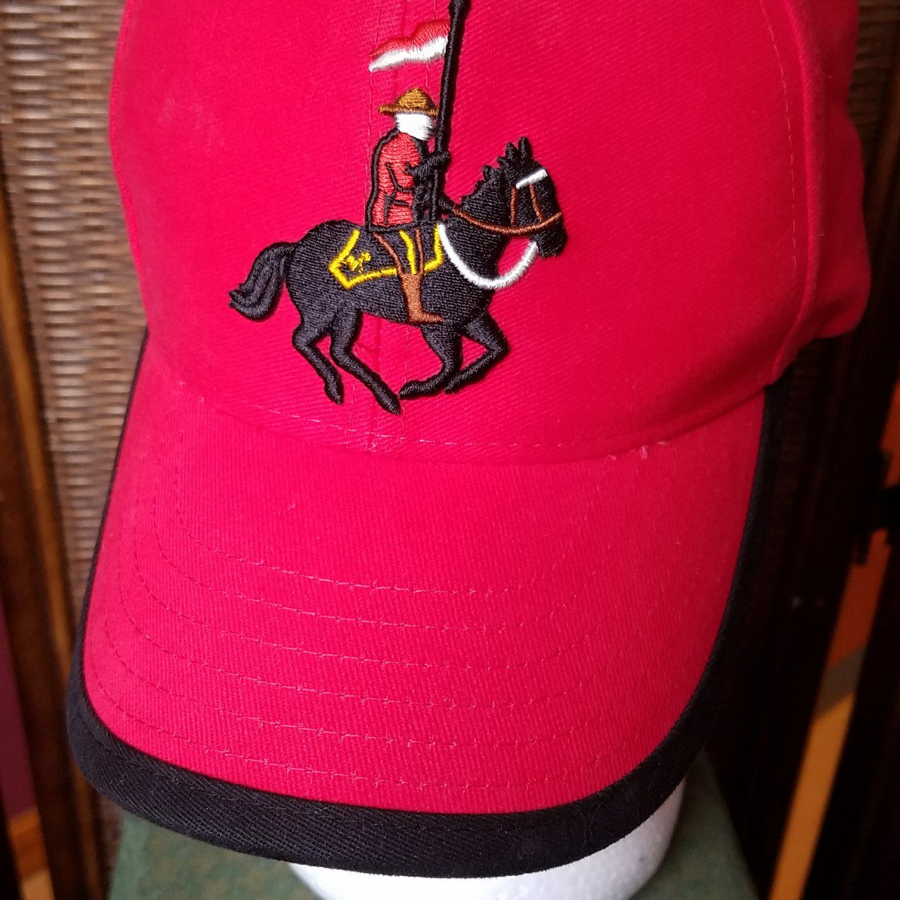 Oh Canada! Ball Cap Check out this super sick cap with in a - Depop 2907006aa39c