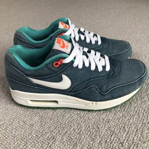new arrival f36ff 5a45b  oldirtywag. 2 months ago. Sheffield, United Kingdom. Nike Air Max 1  Premium Denim.