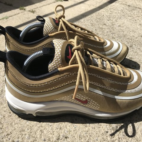 Air Max 97 Ultra 17 Metallic Gold