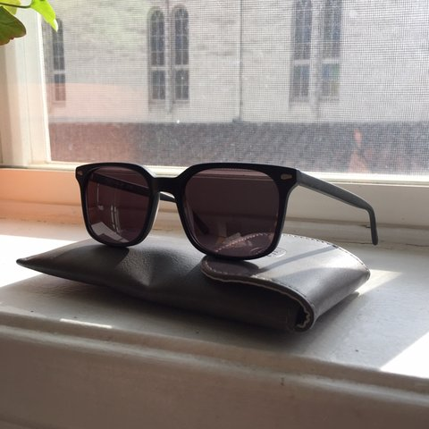 fb466c9177 Crap Eyewear The Conga Jet  brand new  only worn a few and - Depop