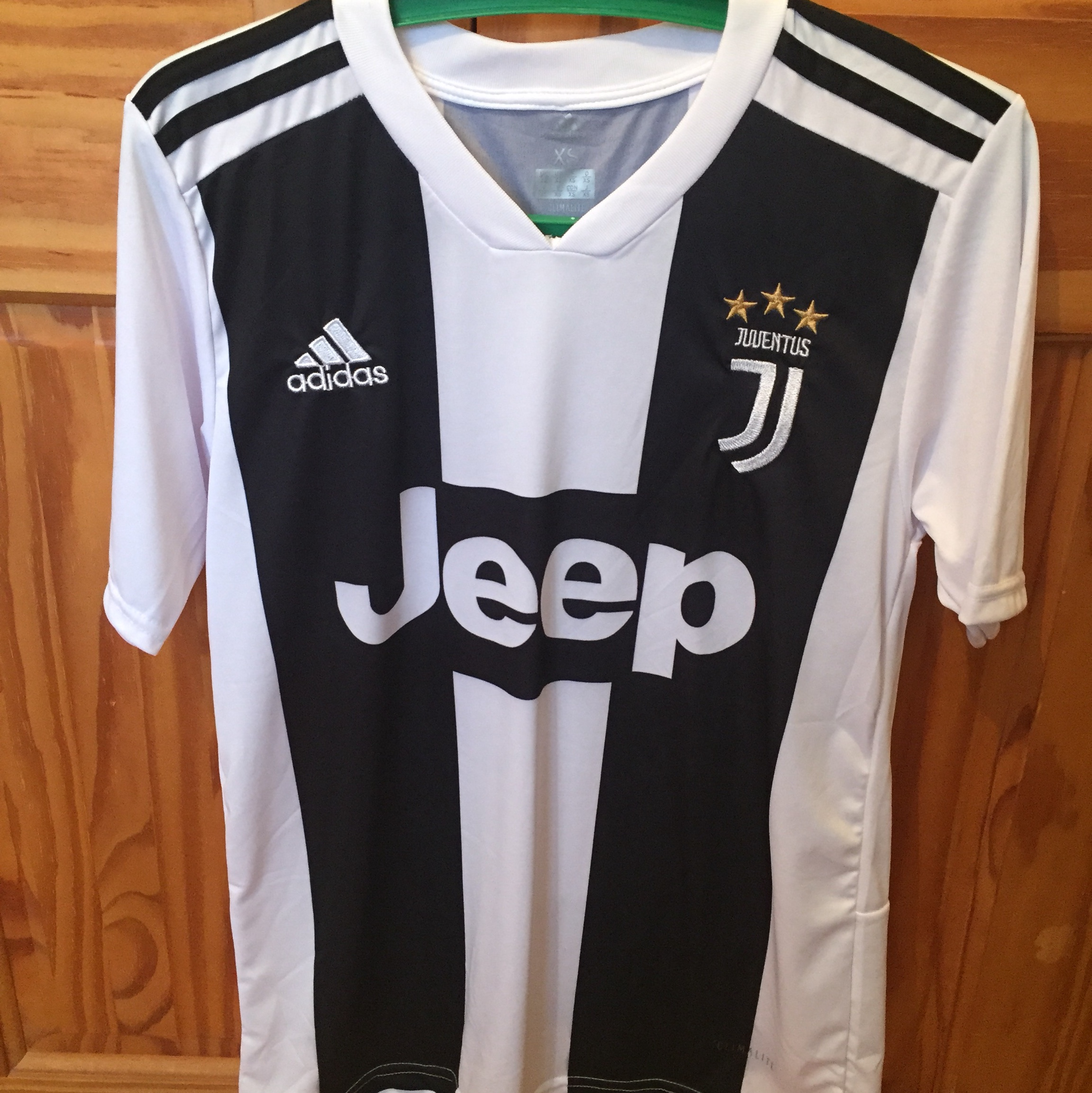 free shipping d037f e55c7 Juventus Jersey 2018-19 Never Worn due to to... - Depop