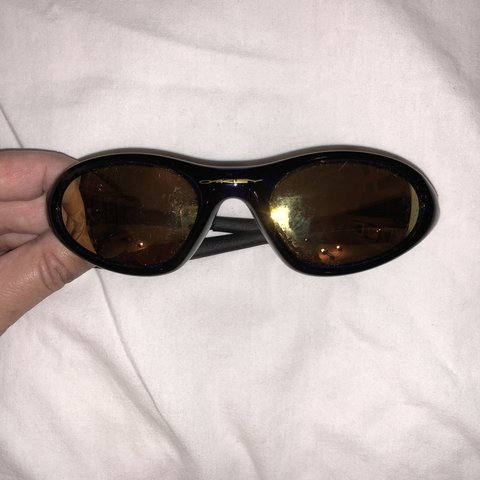 a8c6951c46 OAKLEY SUNGLASSES worn maybe once if that. Perfect condition - Depop