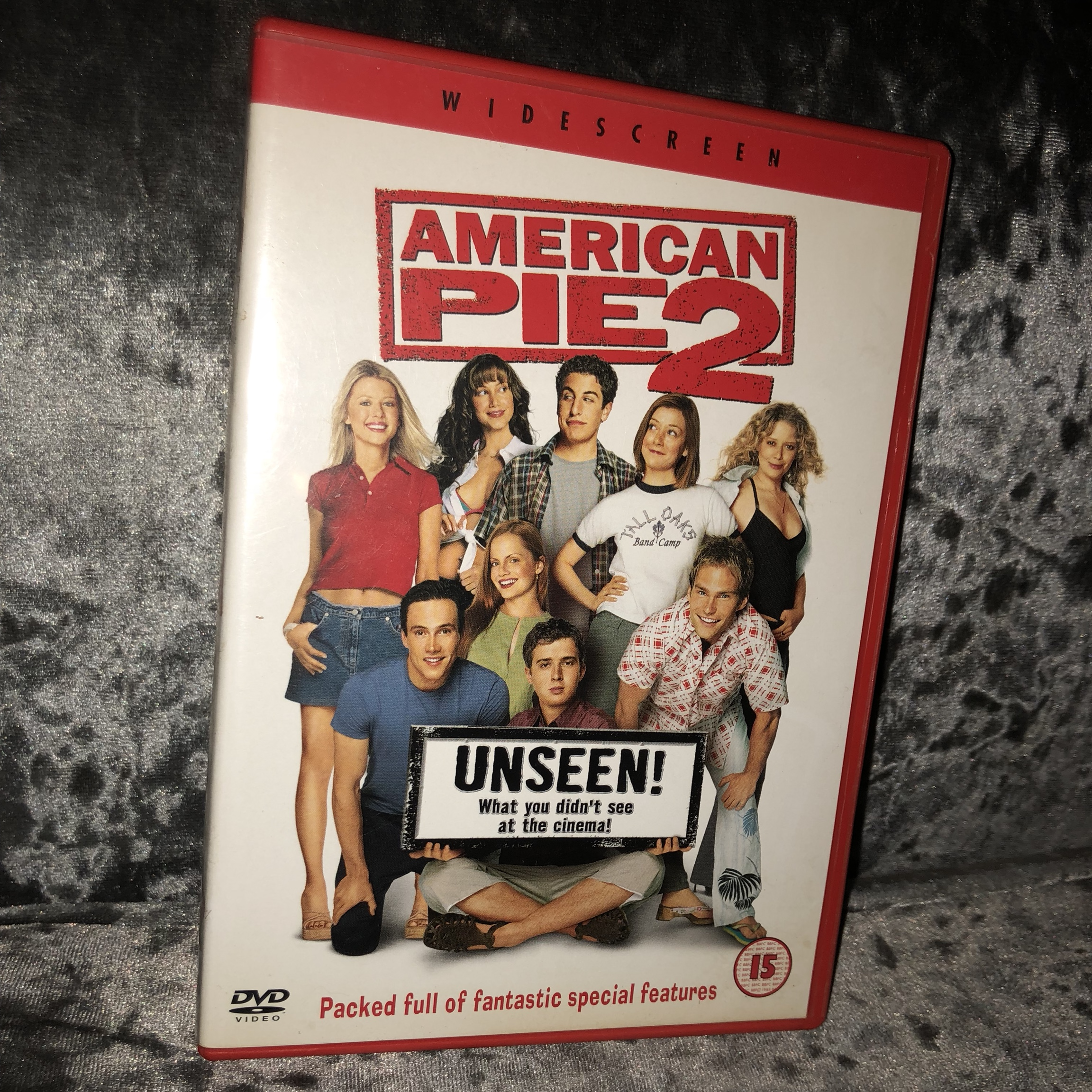 American Pie 2 Español film - american pie 2. perfect condition. all our - depop