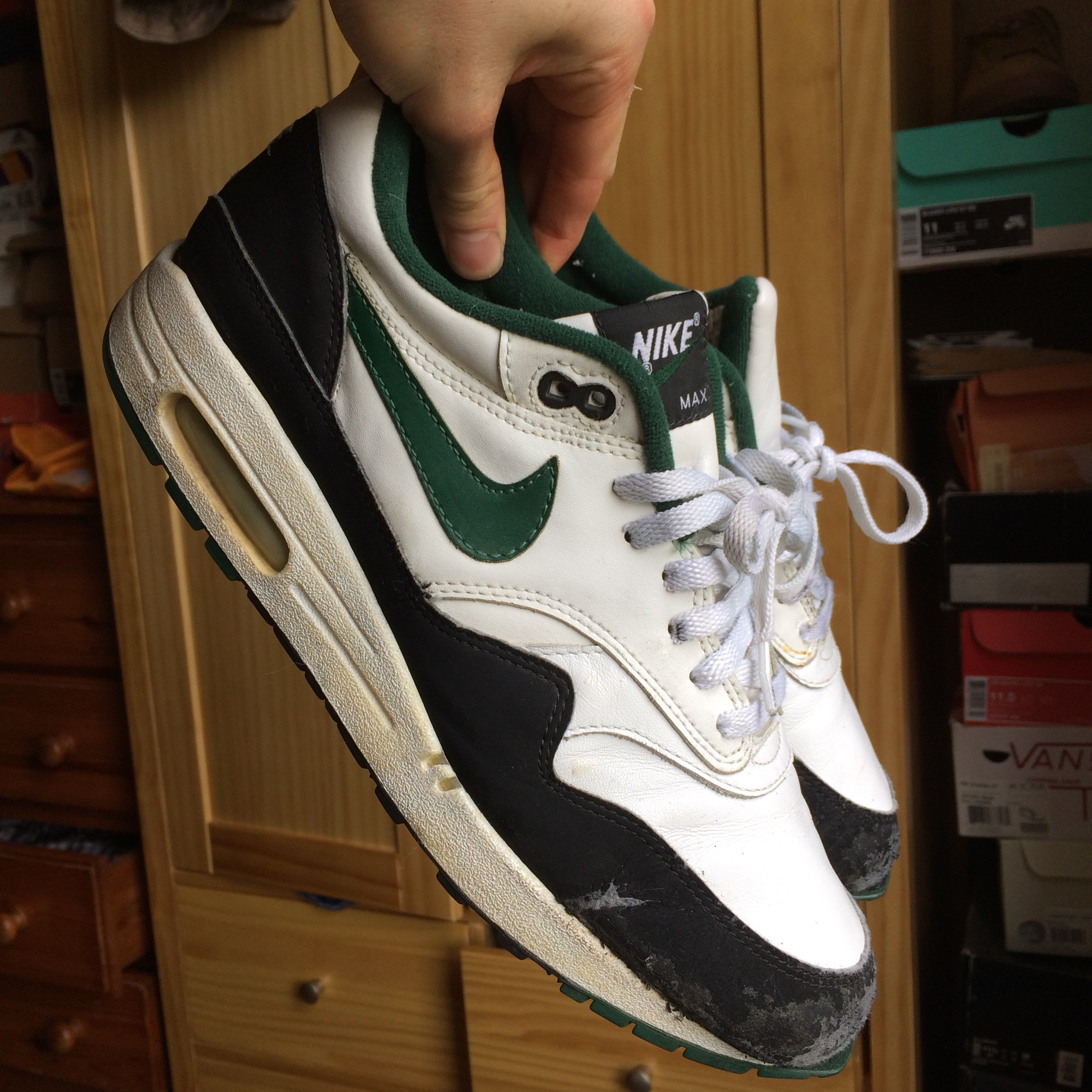 Forest Rare Nike Very From 1 Air Depop Max Green FcJ3T1lK