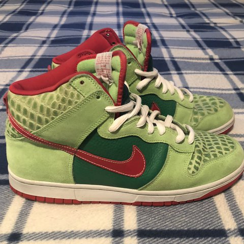 cheap for discount 9128c e806a Dr. Feelgood SB Dunks. Size 11.5 High Tops. Nike. Worn a few