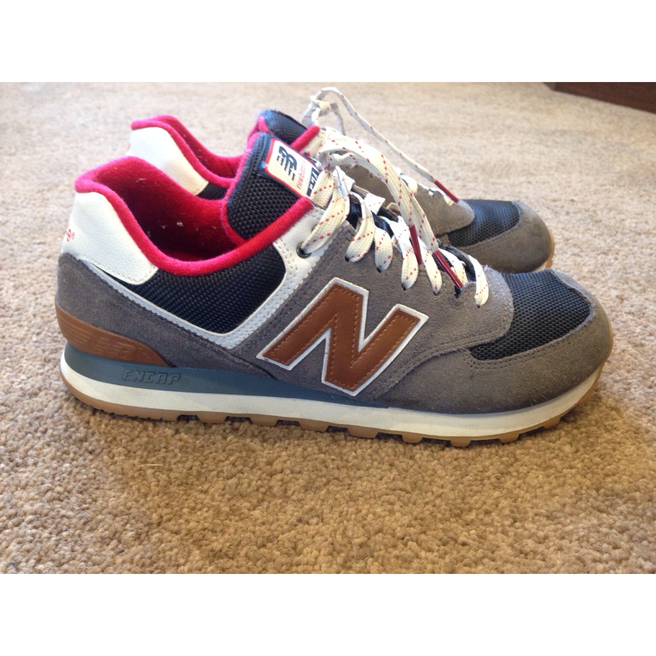 huge discount 5a4c1 bf643 New Balance 574 LIMITED EDITION