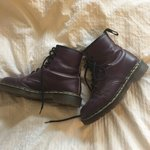 0cae797e4e9 Annah analine tan Dr martens - size 8 - only ever worn to - Depop