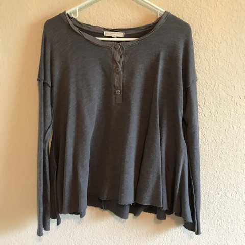 c95ab2d98a04 @native_eyes. 6 months ago. United States. Urban Outfitters Truly Madly  Deeply Henley shirt.