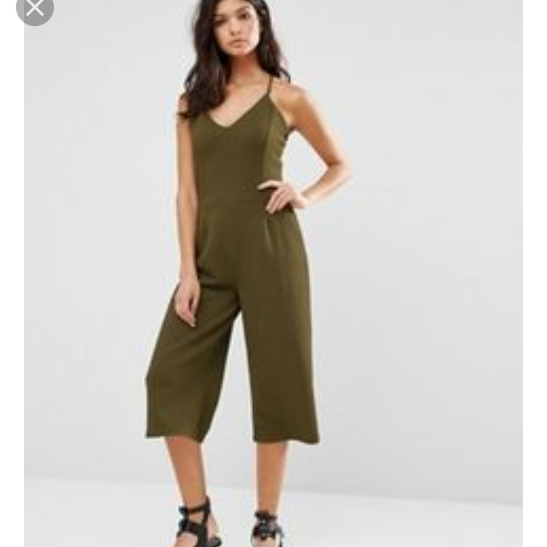 Pull And Bear Coulette Jumpsuit So Nice With Stans Depop