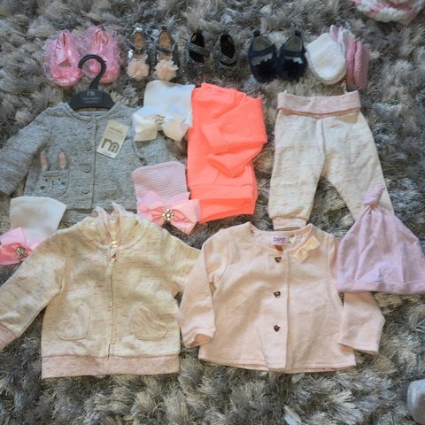Girls 0-3 Months Bundle Clothes, Shoes & Accessories