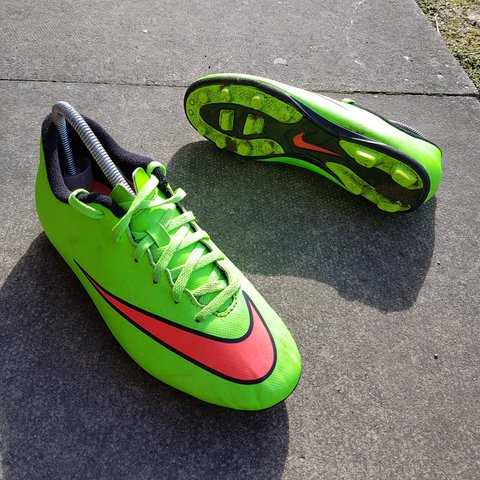 b55481bd8 Nike mercurial blade boots No flaws or wear to blades Play g - Depop