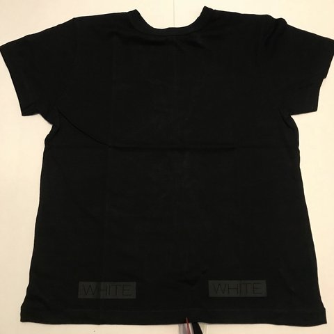e33d0a2c @arileycraig. 6 months ago. St. John's, Canada. Off-white Orange Box Tee  Black! Dead stock with tags! Never ...