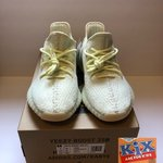 5f29ddb518258 Yeezy 350 Butters Size UK 6 PM Offers Brand  trainers - Depop