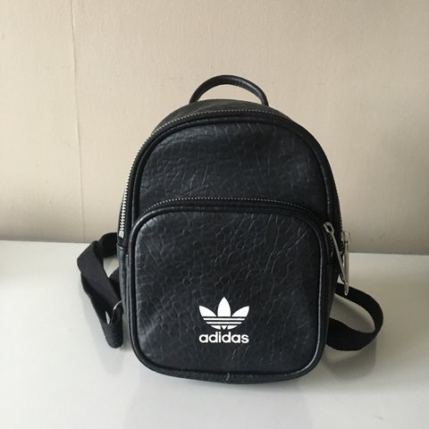 e46da6ed9bc9 REDUCED Adidas Originals Classic mini backpack. RRP £42 £45 - Depop