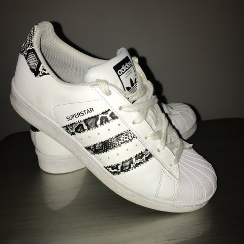 Adidas - Superstar Size 4, limited edition