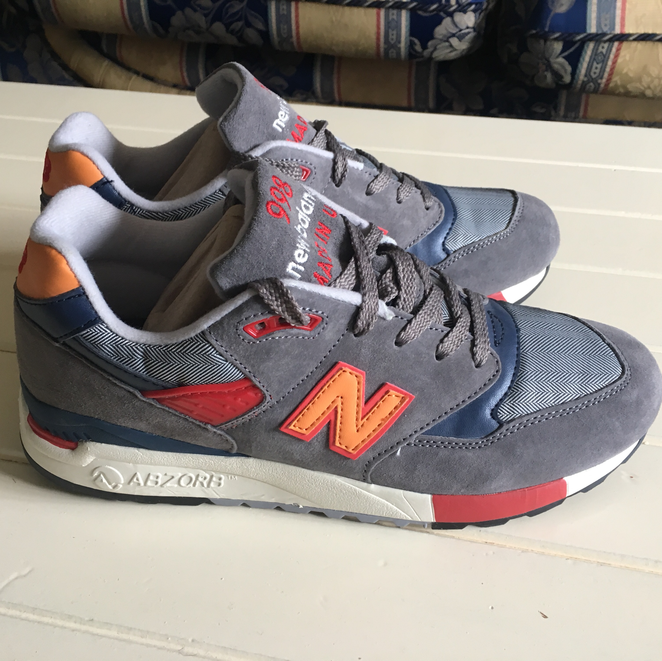 low priced 6d059 3f67a New Balance Abzorb 998 Brand new shoes that are... - Depop