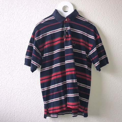 2a47631f @kaylorwolfe. 9 months ago. Ankeny, United States. Vintage Tommy Hilfiger  Polo Shirt - Size L