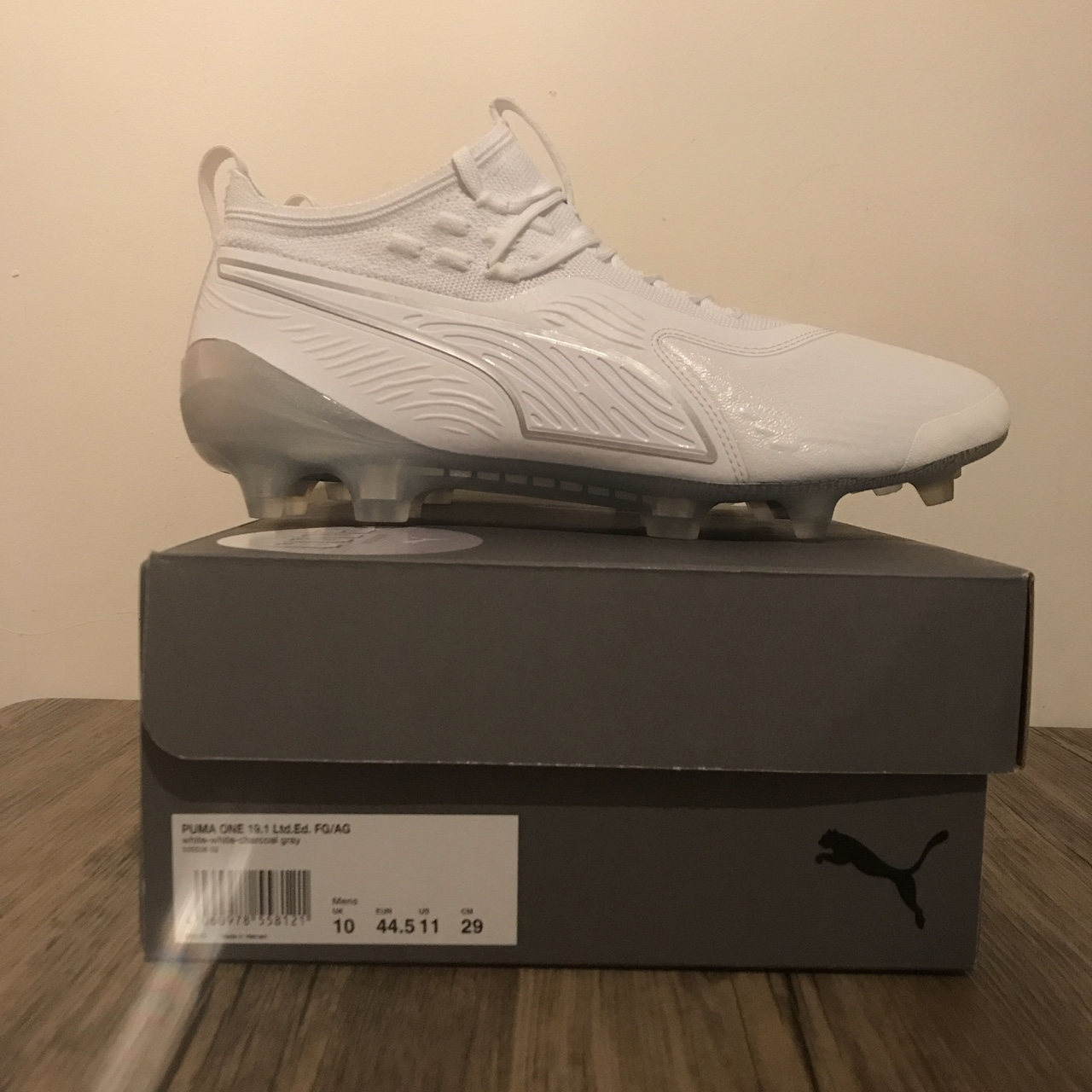 Brand new puma one 19.1 limited edition fg/ag for... - Depop
