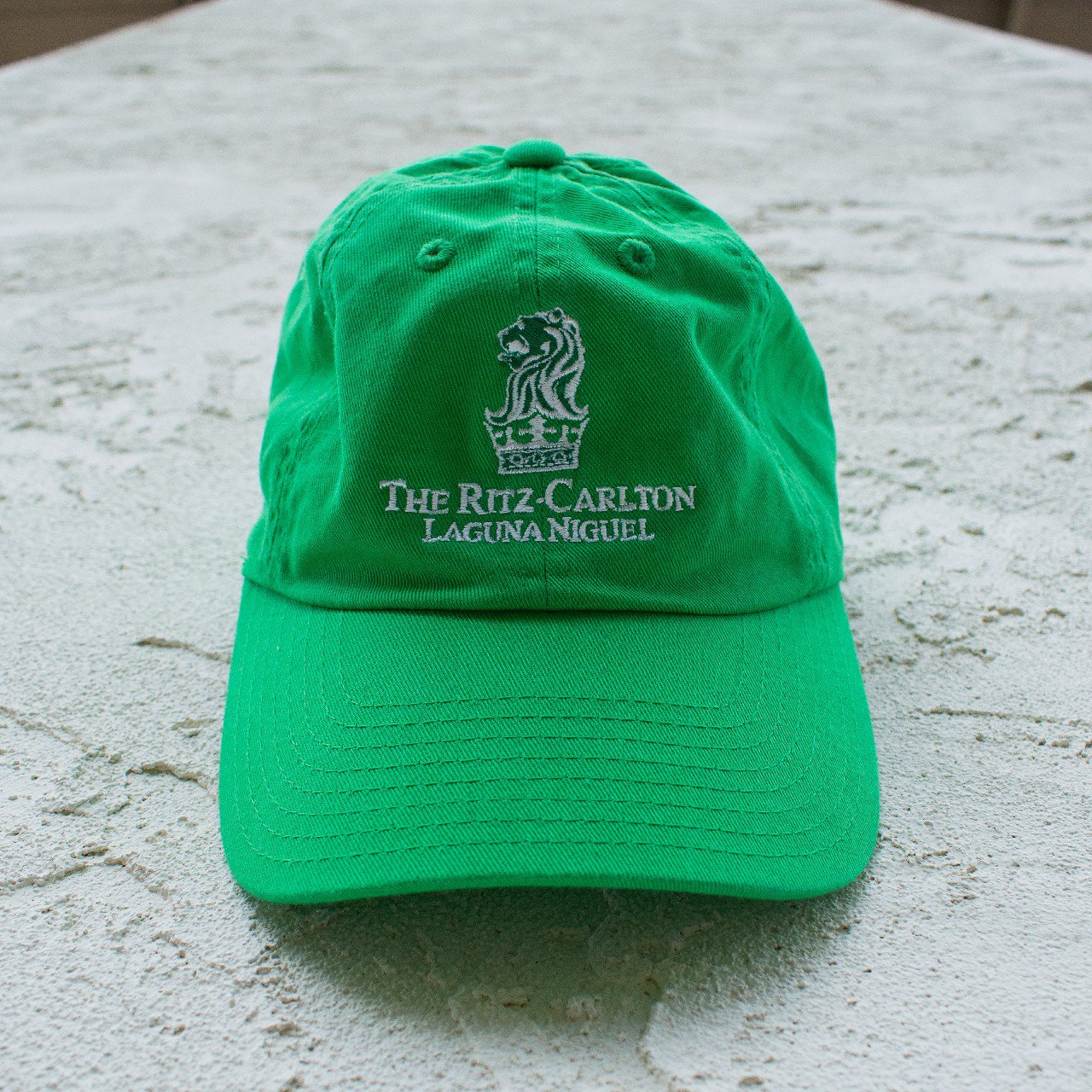 Green Ritz Carlton Hotel Hat ~ Want to show you re a the - Depop db2d1cbf843