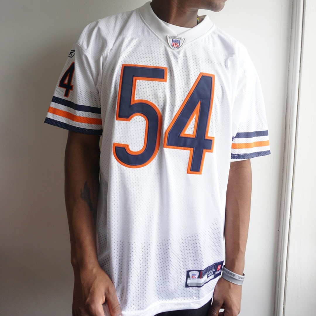 the best attitude eb8eb 74d6d Urlacher Chicago Bears Jersey. Would look fresh in... - Depop