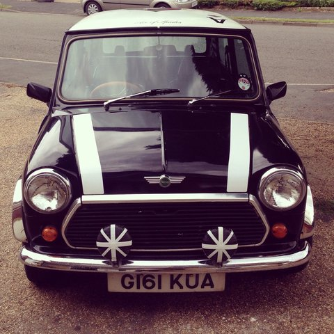 For Sale Limited Edition 1989 Mini Thirty Austin Depop