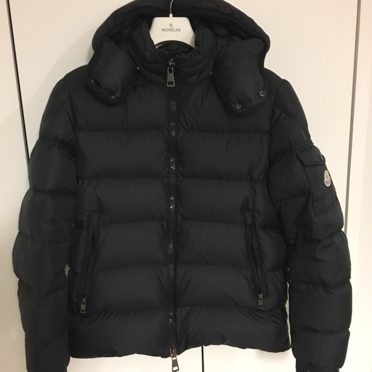 quality design ccc45 c7c77 Moncler himalaya size 3 Immaculate condition Price... - Depop