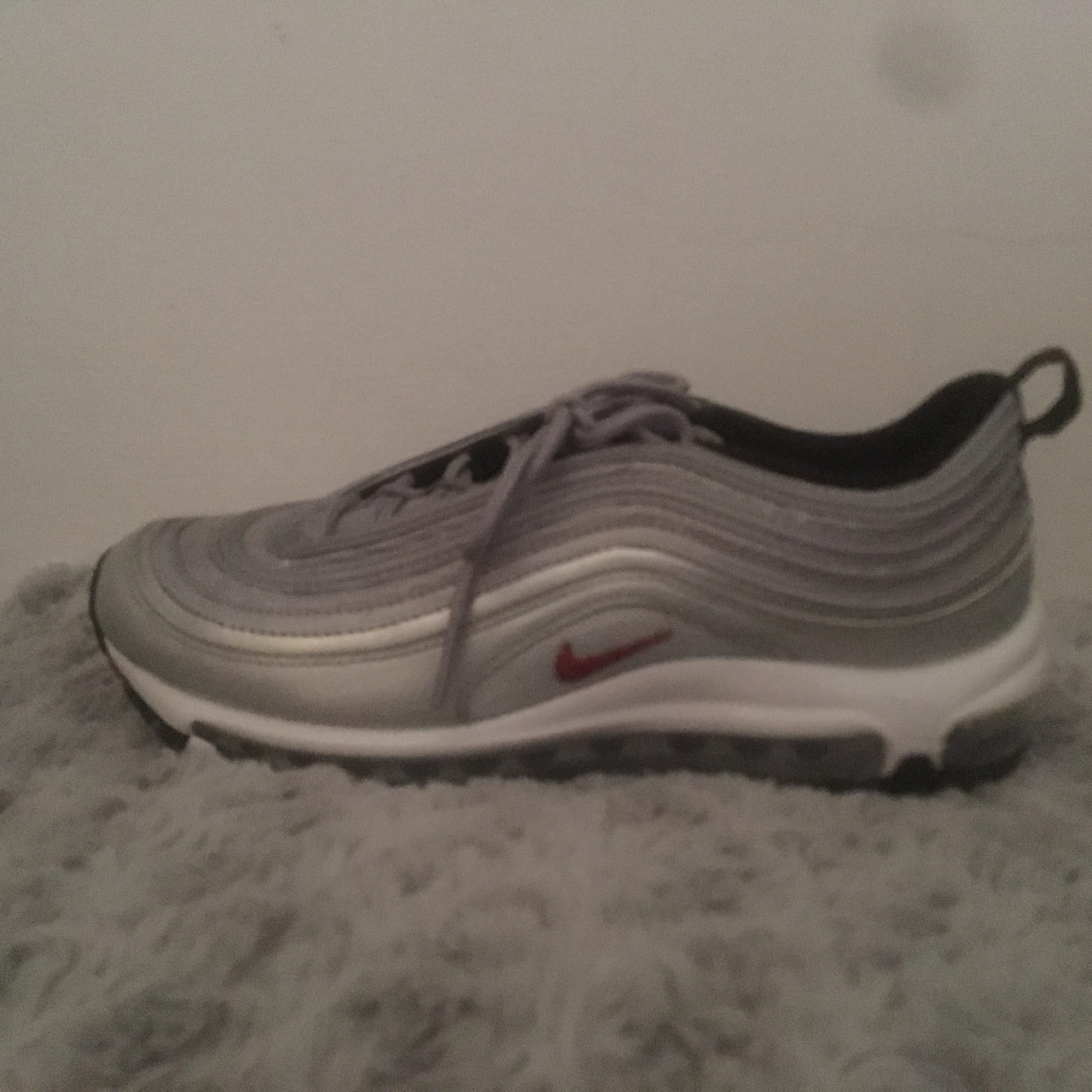 save off 8dc25 bb8bf Nike air max 97. Only worn once to a restaurant! Uk... - Depop