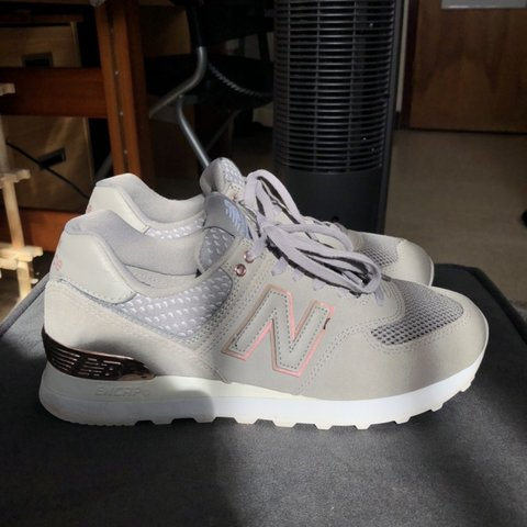 Condition Grey Shoes In Perfect 574 Depop Balance With New Kc5uJ3lFT1