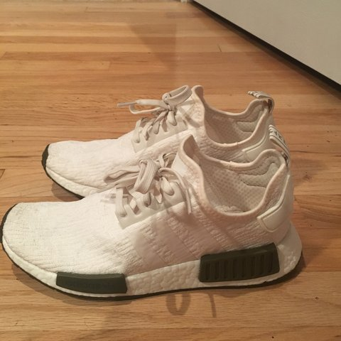 reputable site 2dcff de432 @sam_bryce04. 7 months ago. Township Of Washington, United States. Adidas  NMD R1 Olive Green. Worn once. Brand New.