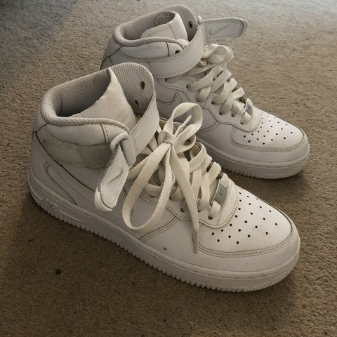 Of Depop 5Worn Nike Force Uk White Size Air Couple 1Ladies A 13TJclFK