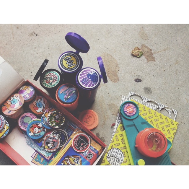 POGs - 4 cases full of POGs and slammers  A range of    - Depop