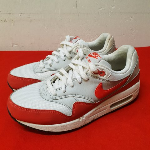 timeless design c809d cef77  ohlucci. 5 months ago. London, Greater London, United Kingdom. Nike Air  Max 1 (GS) size 5.5uk. White Pimento Black Neutral Grey