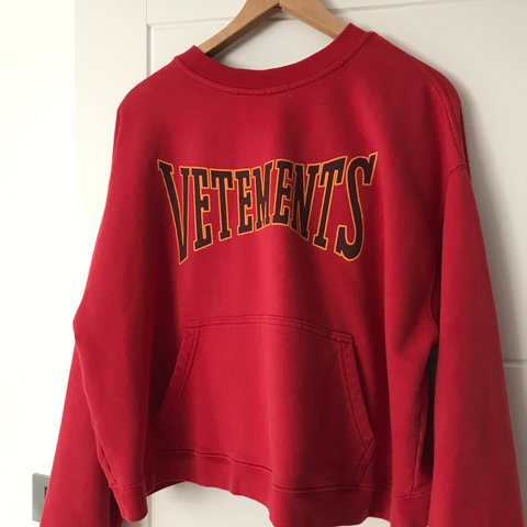 8e38be430740 Vetements x Matches Fashion Exclusive Reversible. Only 5 XS - Depop
