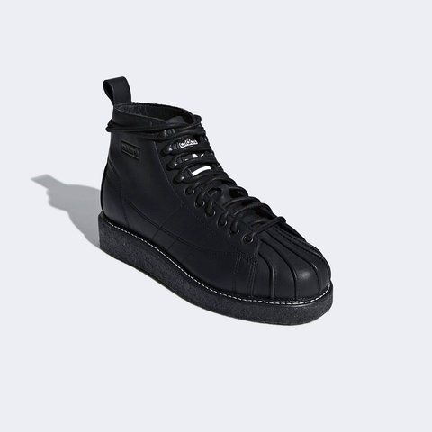 reputable site dfd05 17955  Superstar  Boot Luxe W  ADIDAS CORE BLACK- 0