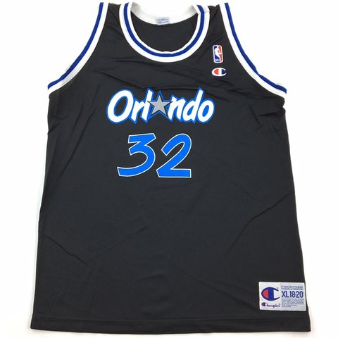 206d751f7f6  209greatbeginnings. 11 days ago. United States. Vintage Champion NBA  Orlando Magic Shaquille O Neal ...