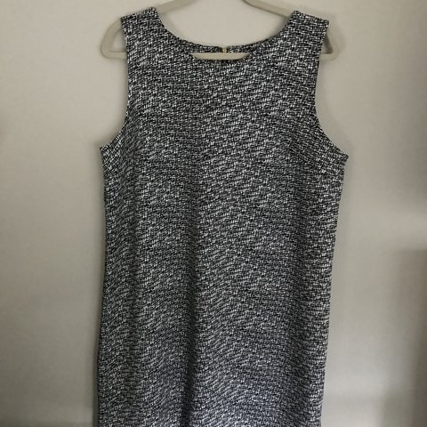 afe7b1267 XL Worthington (purchased at JCPenney) black and white Just - Depop